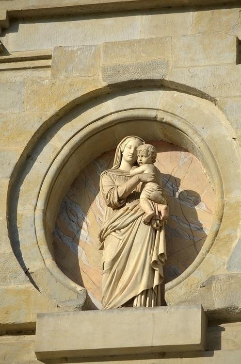 Vierge à (je ne sais où à - Toulouse - le_m_poireau | ello
