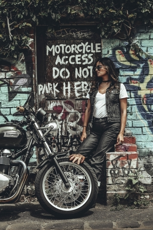 Girls - caferacer, fashion, art - olicoulthard | ello