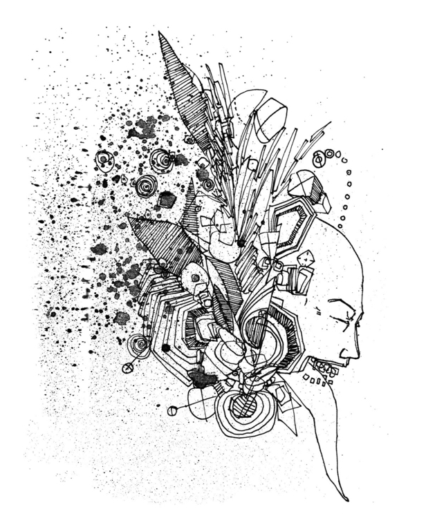 illustration - mexikuza   ello