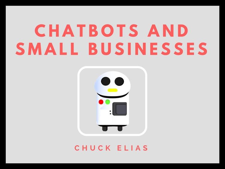 Check latest presentation - chuckelias | ello