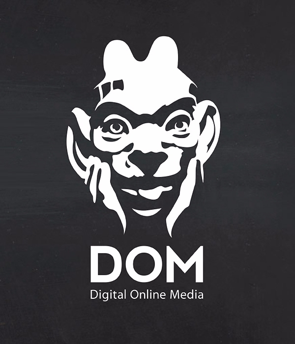 DOM Logo - illustration, drawing - rivasinge | ello