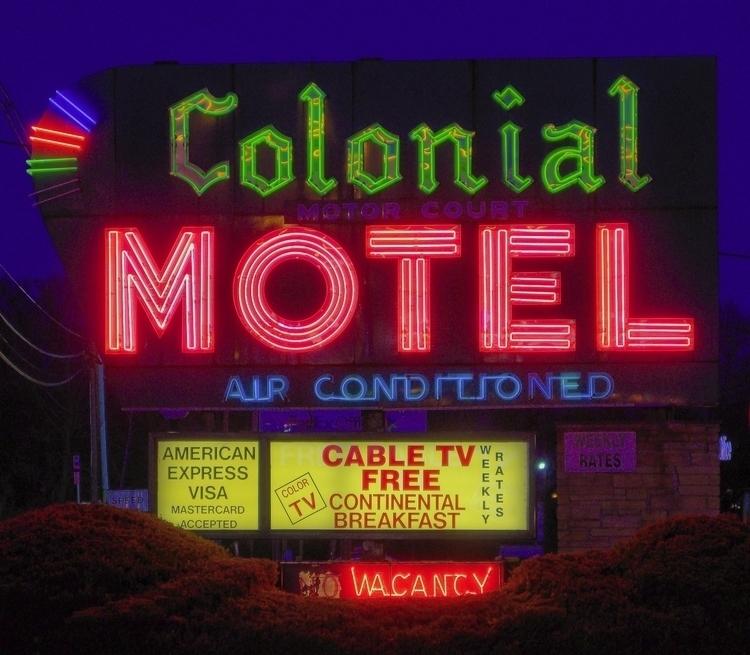 Colonial Motor Court Motel – 75 - kohoso | ello