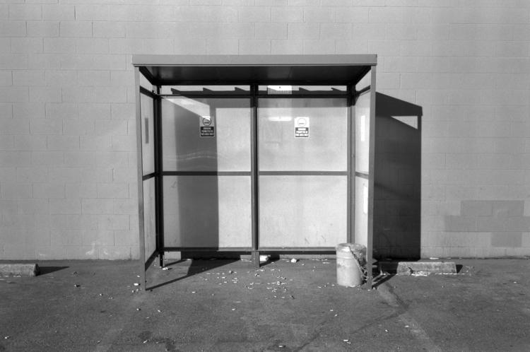 Smoking section Ilford Delta 10 - biosfear | ello