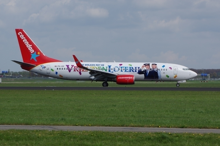 Corendon Dutch Airlines PH-CDF - brummi | ello