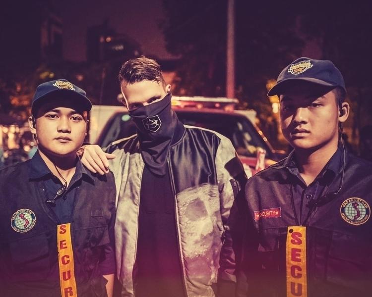 ASIA tour FIRE - dondiablo | ello