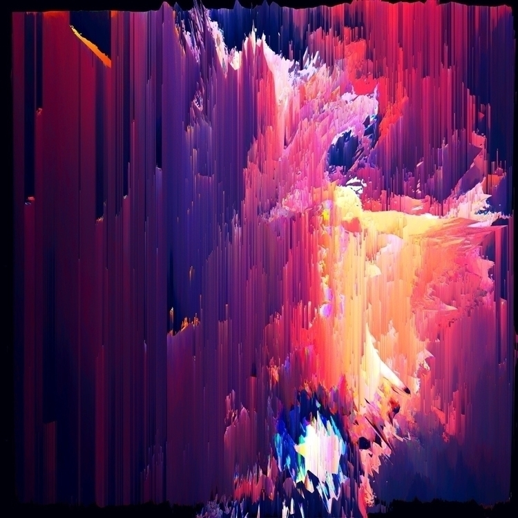 digitalart, abstract, artdaily - nickjaykdesign | ello