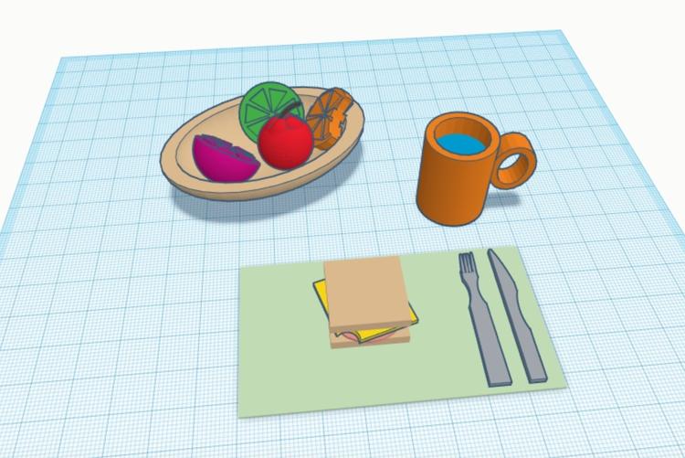 wift, 3DModel, Tinkercad - kramirezm | ello