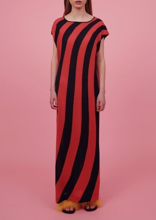 Long summer cashmere dress Toma - studio163 | ello