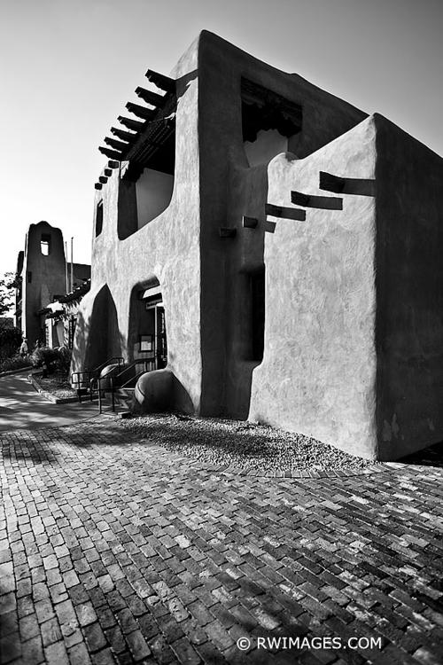 SANTA FE MEXICO BLACK WHITE Lar - rwi | ello