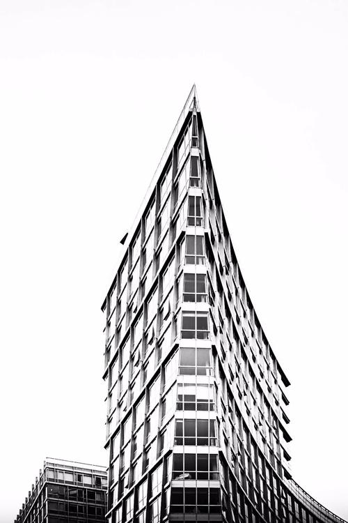Park West - bnw, monochrome, urban - realmistaric | ello