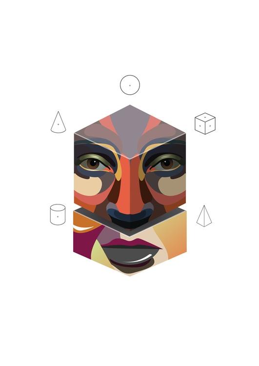 Geometrics - michalmacko, illustration - artrovert | ello