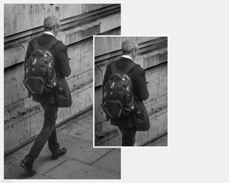 Street versatile photographer.  - tiroas | ello