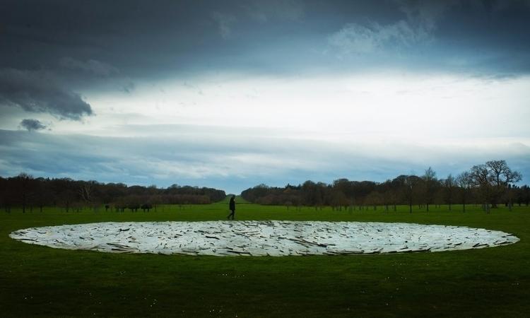 Richard Long - art, landart, sculpting - valosalo   ello