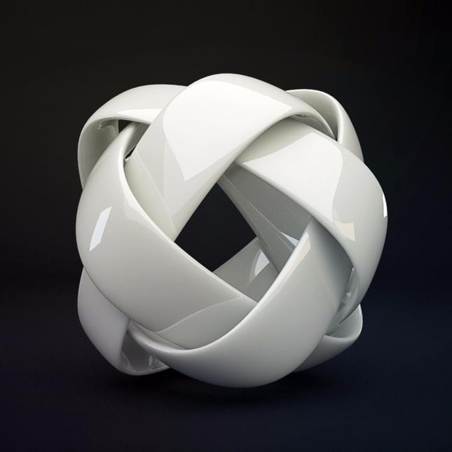 3d knot - egregor | ello