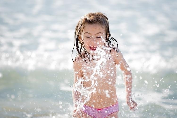 fresh - child, kid, water, fun, laughter - lisatichane | ello