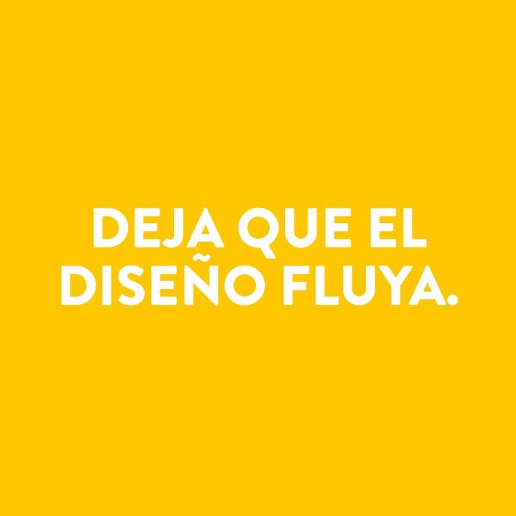 Deja el diseño fluya - ciscudesign - ciscudesign | ello
