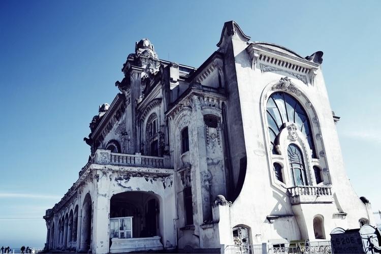 Constanta Casino, Romania, 2017 - cosminbecheanu | ello