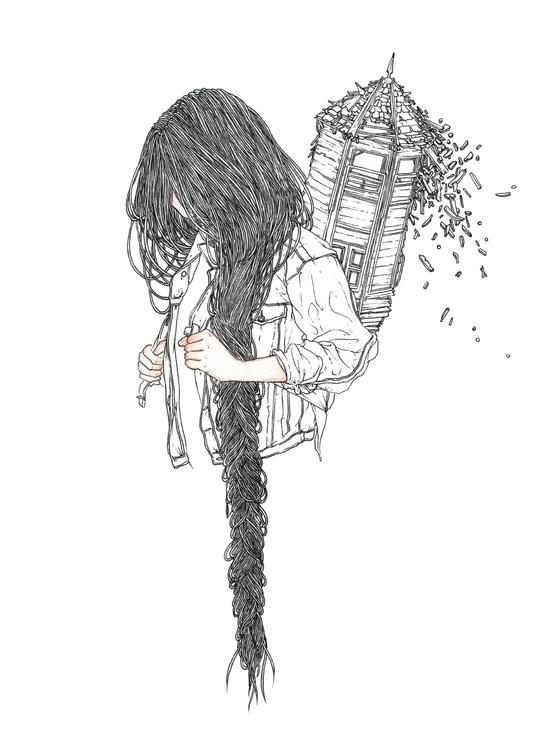 Home memories - andisoto, illustrator - andimacka | ello