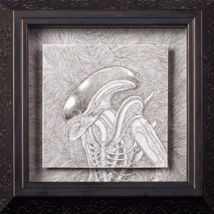 Bane Nostromo Inspired Aliens 3 - andimacka | ello