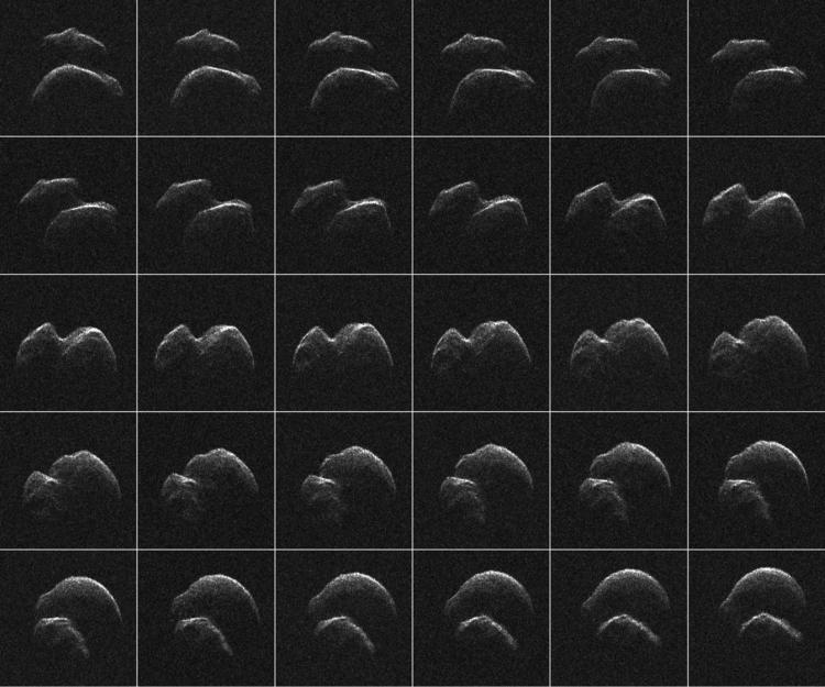Asteroid 2014 JO25 - asteroid, goldstone - valosalo | ello