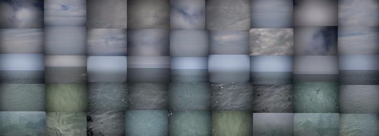 Perception memory - montage, landscape - s-d-c | ello