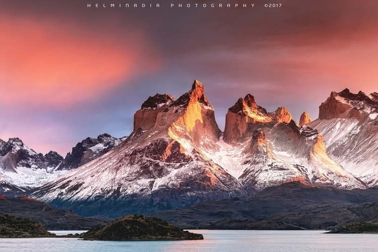 Sunrise Torres Del Paine Nation - helminadia | ello
