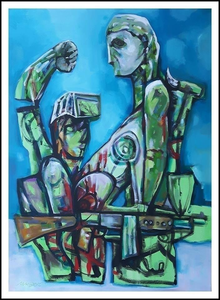 Art fight ideals weapon colors  - mumbasic | ello
