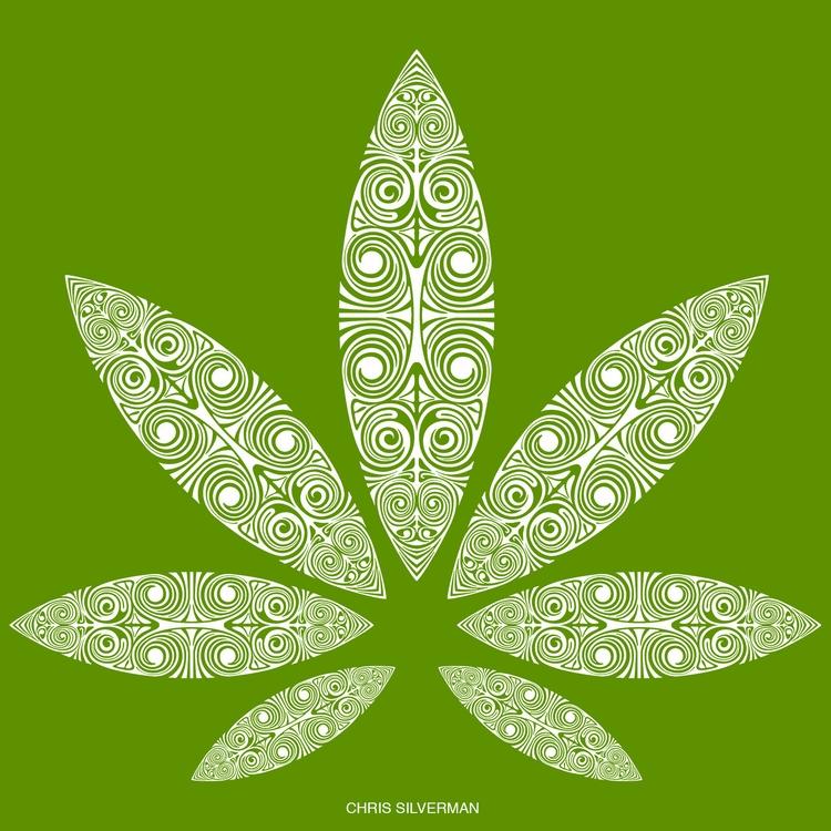 Nº 71 - medicalmarijuana, 420, green - csilverman | ello