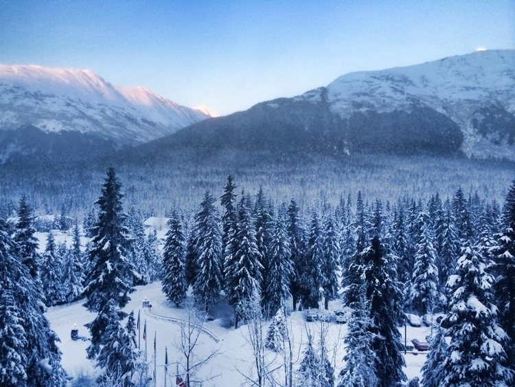 Girdwood, Alaska USA - travelisworthit | ello