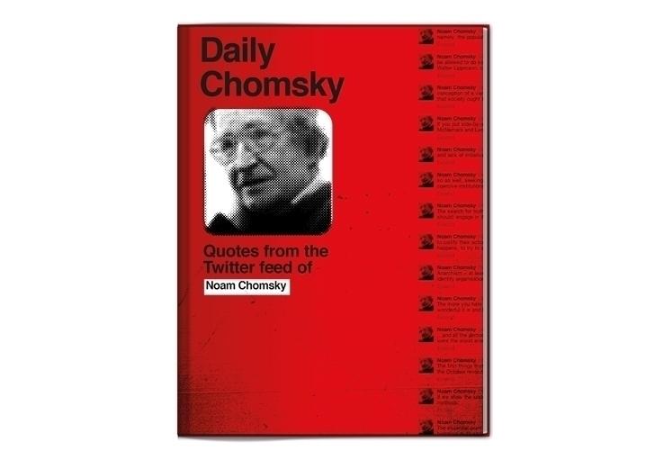 Daily Chomsky project day Noam  - nickmcfarlane | ello