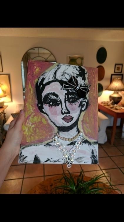 Art, painting - katroselamb   ello