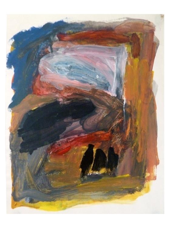 Cédric Joveniaux - art, paint, painting - particulescreatives | ello