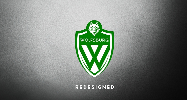 Wolfsburg - Logo redesign /CONC - cosminbecheanu   ello