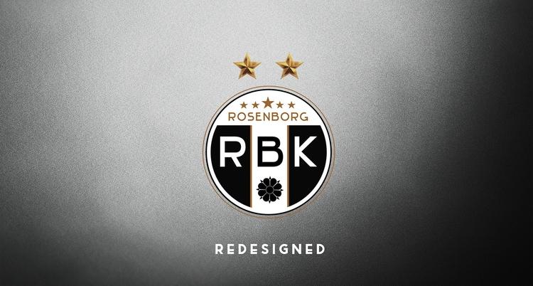 Rosemborg BK - Logo redesign /C - cosminbecheanu | ello