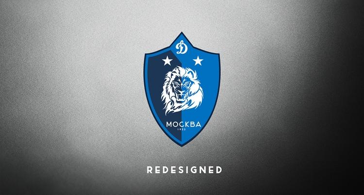 Dynamo Moscow - Logo redesign  - cosminbecheanu | ello