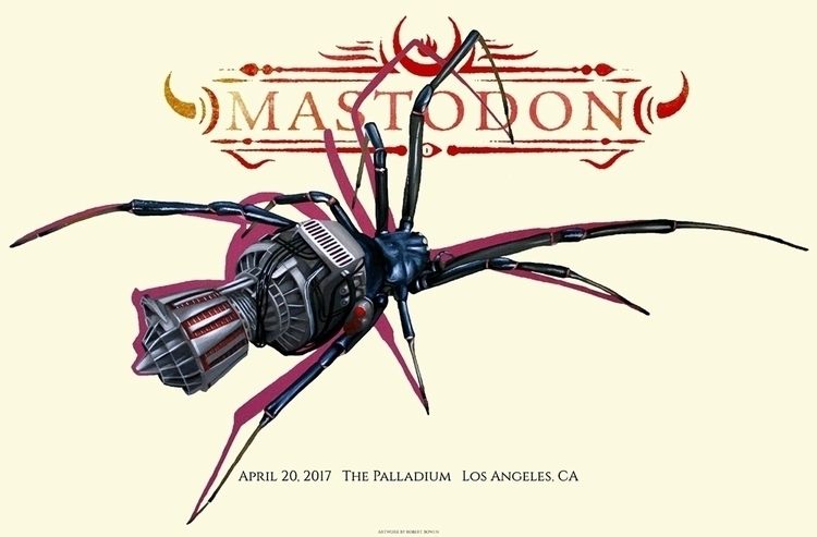 Mastodon 4/20 poster live site - bowenstuff | ello
