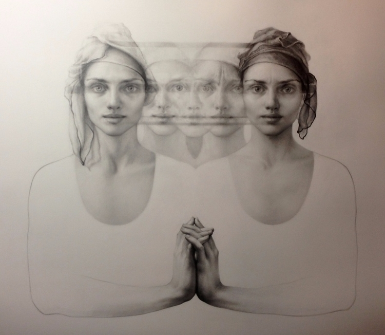 Impressive realistic paintings  - nettculture | ello