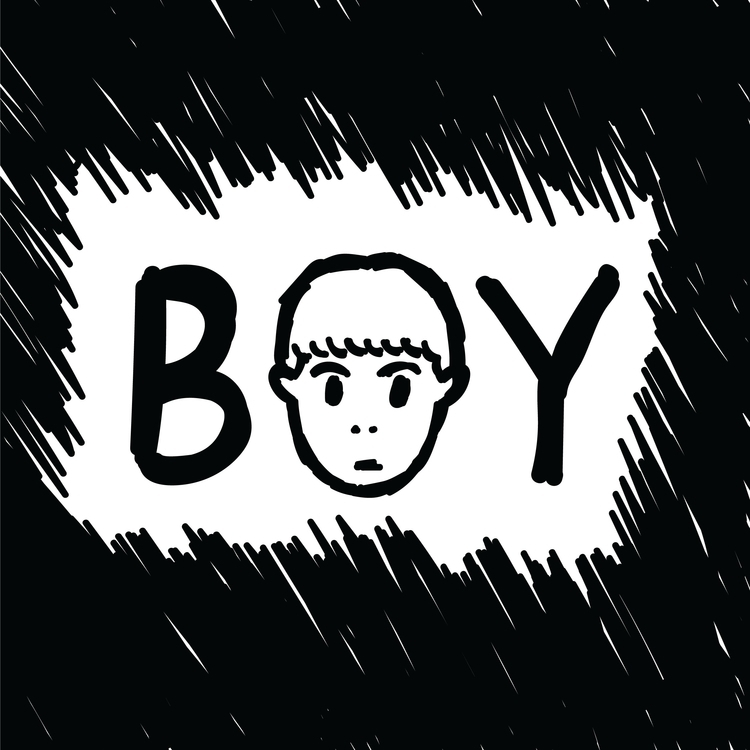 boy - Illustration, Digital, Art - itstinyghost | ello
