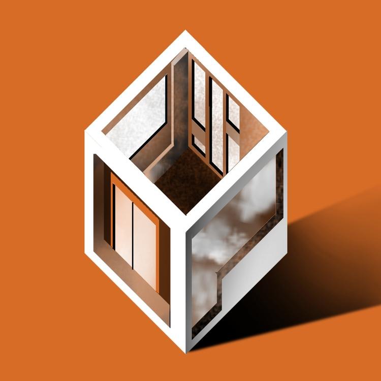 Boxed 10/100 - 100daysofinvertedcities - jenifferrivera | ello