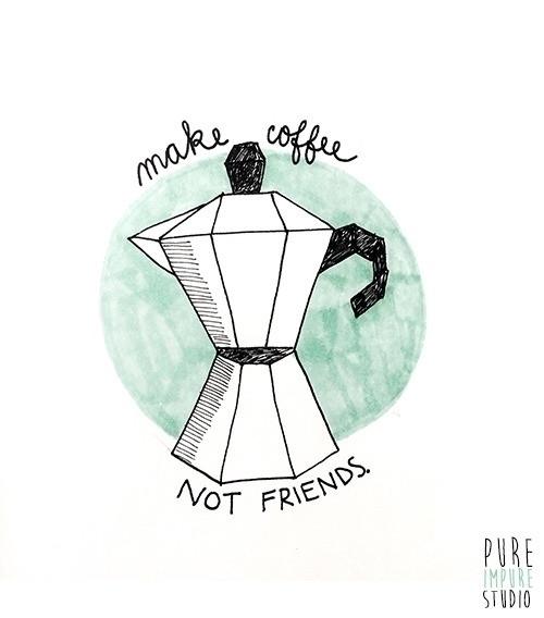 coffee, friends - thedominica   ello