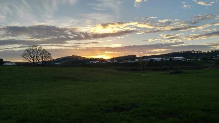 forgot camera sunset photo cour - baldey | ello