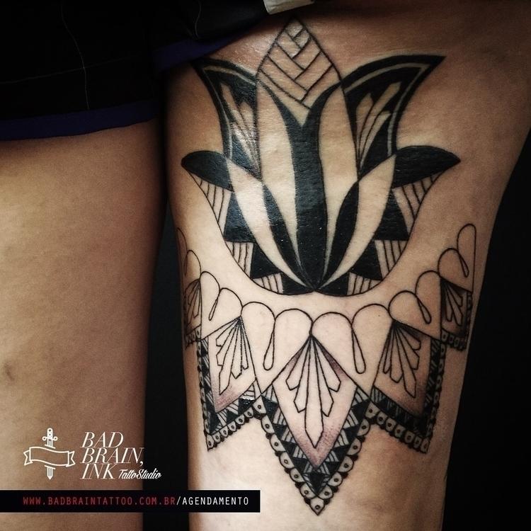 tattoo, badbrainink, saopaulo - _i_baliberdin | ello