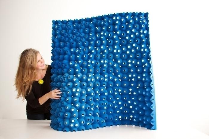 Picoroco Wall blue) EmergingObj - letsdesigndaily | ello