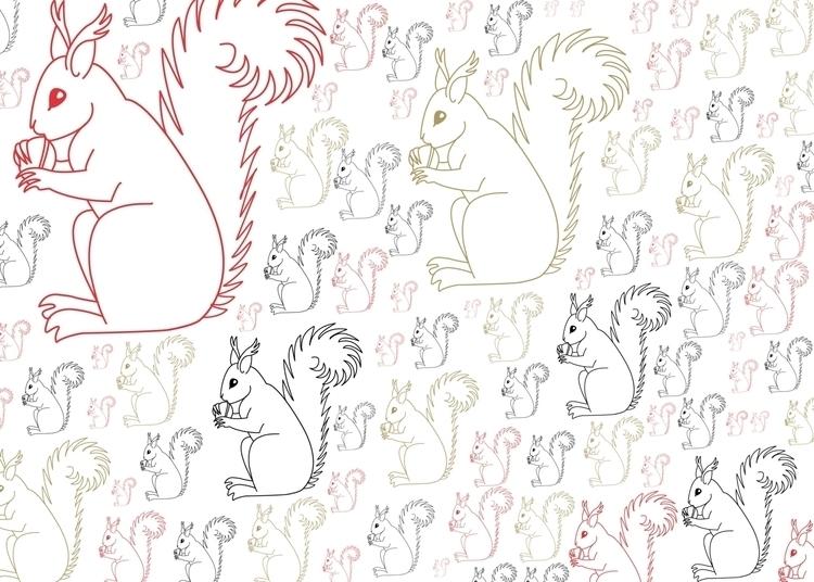 Squirrel - Branding, Design, Graphic - marcomariosimonetti | ello