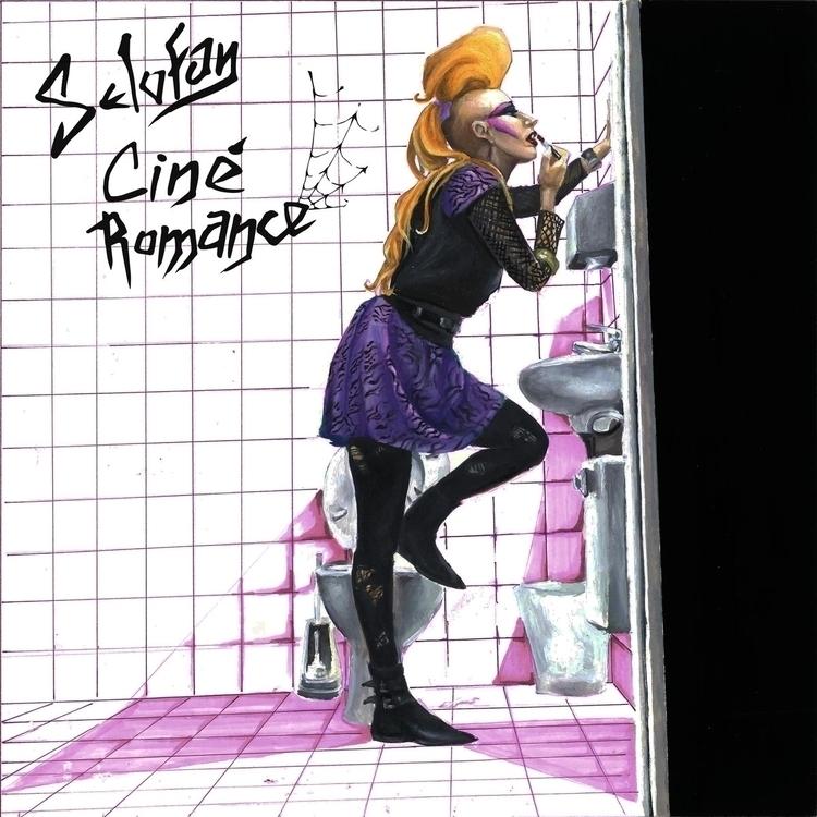 Selofan - Cine Romance (LP; 201 - transmitter   ello