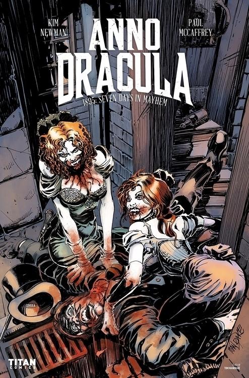 Anno Dracula Titan Comics 2017  - oosteven | ello