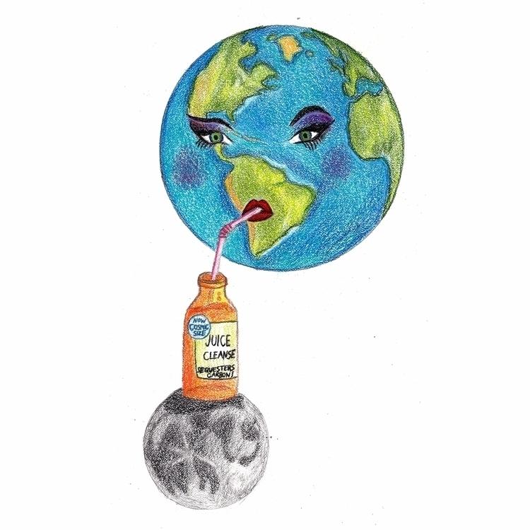 Earth girls queasy. Happy Day!  - mydiagonallife | ello