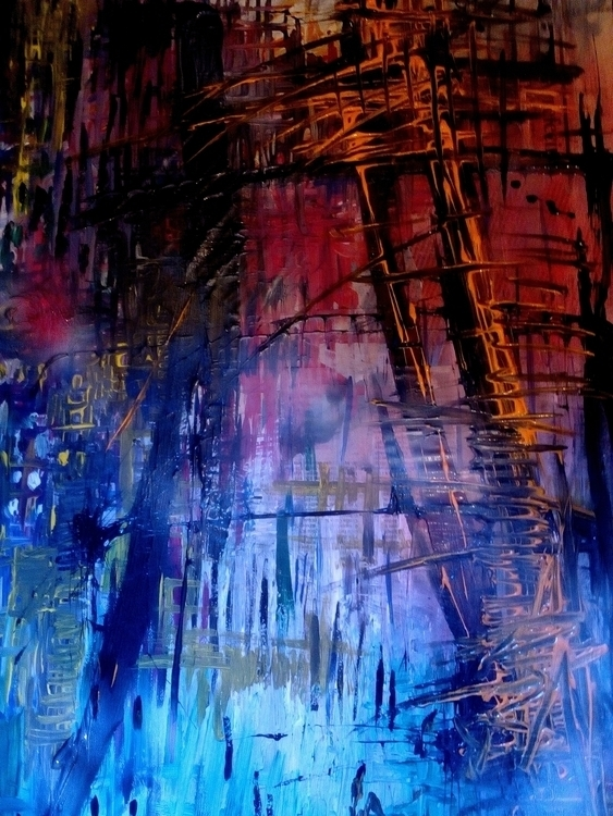 mywork work, teraphy - art - hsaptus | ello