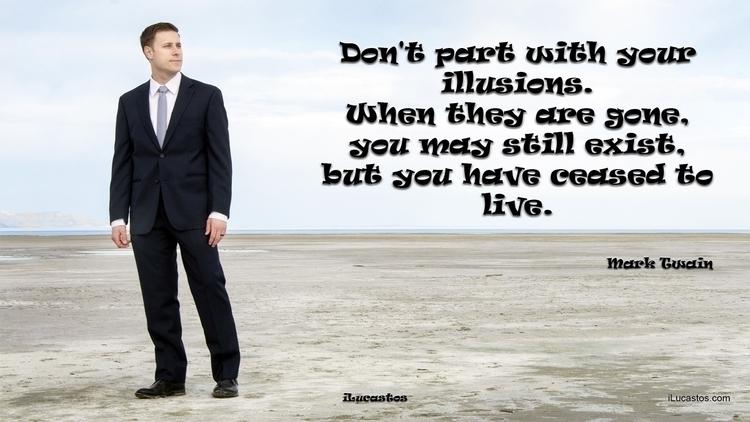 part illusions. exist, ceased l - ilucastos | ello