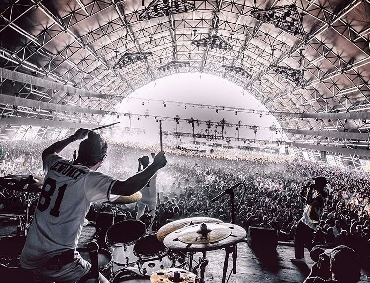 Coachella dream Big Gigantic - thissongissick | ello